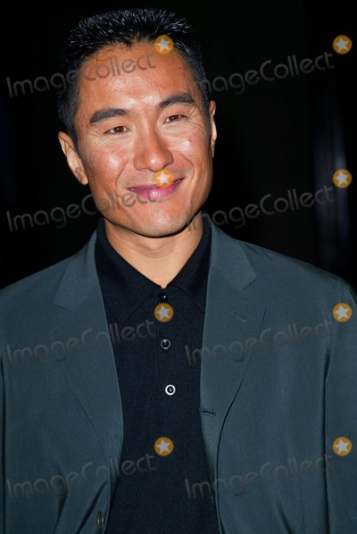 Anthony Wong Photo -  Enter the Matrix - Final Flight of the Osiris- Preview on the Warner Brothers Studio Lot in Burbank CA 242003  Photo by Fitzroy Barrett  Globe Photos Inc 2003 Anthony Wong