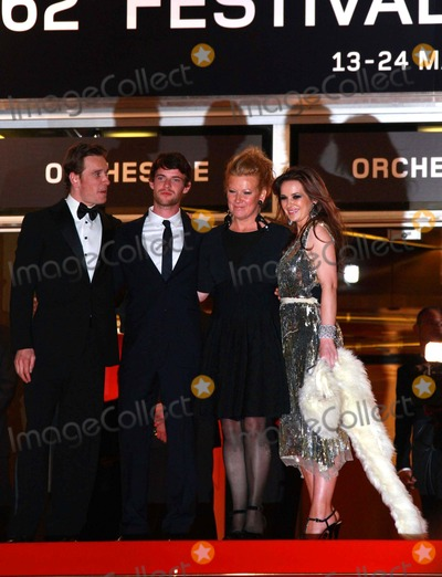 Andrea Arnold Photo - Michael Fassbender Harry Treadaway Kierston Wareing  Andrea Arnold Actors  Director Fish Tank Premiere at the 2009 Cannes Film Festival at Palais Des Festival Cannes France 05-14-2009 Photo by David Gadd-allstar-Globe Photos Inc 2009k