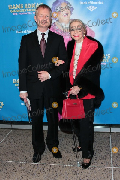 Anne Jeffreys Photo - Anne Jeffreys attends Dame Ednas Glorious Goodbye the Farewell Tour - Opening Night Held at the Ahmanson Theatre on January 28th 2015 in Los Angelescalifornia UsaphototleopoldGlobephotos