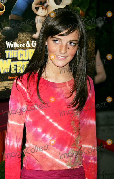 Aliana Lohan Photo - Premiere of  Wallace and Gromit the Curse of the Were-rabbit  at the Chelsea West Theatre in New York City 9-25-2005 Photo Byrick Mackler-rangefinders-Globe Photos Inc 2005 Aliana Lohan