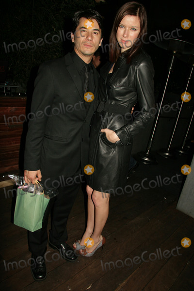 James Duval Photo - the Critic Official Wrap Party Hosted by Cinema Epoch and Lucky Tiger filmsthe stationw Hotel  Hollywood ca05262011 James Duval and Andrea Harrison photo Clinton H wallace-photomundo-globe Photos Inc 2011