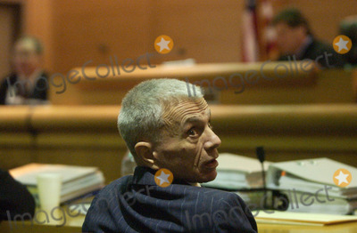 Bonnie Lee Bakley Photo - me0226blake8mjc -- Robert Blake Sits in on the First Day of His Preliminary Hearing at the Van Nuys Courthouse on Wednesday Morning He Is Accused of Killing Bonny Lee Bakley Pool PhotoGlobe Photos Inc K29297 0227