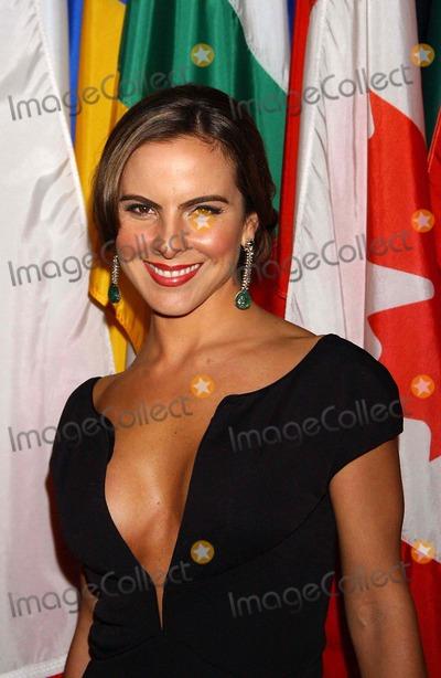 Alicja Bachleda Photo - Trade Premiere United Nations NYC 09-19-2007 Photo by Ken Babolcsay-ipol-Globe Photos Inc 2007 I12264kba Alicja Bachleda
