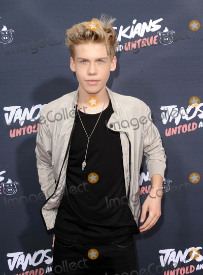 Aidan Alexander Photo - Aidan Alexander attending the Los Angeles Premiere of Janoskians Untold and Untrue Held at the Bruin Theatre in Westwood California on August 25 2015 Photo by D Long- Globe Photos Inc