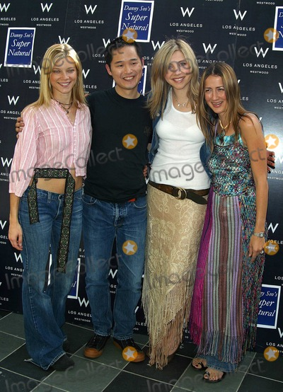 Anna Getty Photo - Amy Smart Danny Seo Sarah Chalke Anna Getty K27209mr 2nd Annual Danny Seos Supernatural Super Suite the W Hotel Westwood CA Nov 16 2002 Photo by Milan RybaGlobe Photos Inc