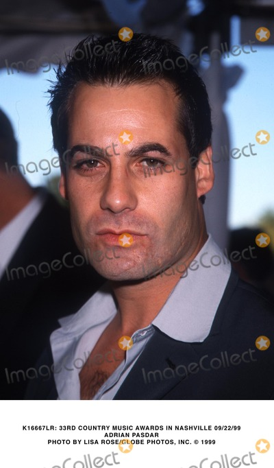 Adrian Pasdar Photo -  33rd Country Music Awards in Nashville 092299 Adrian Pasdar Photo by Lisa RoseGlobe Photos Inc