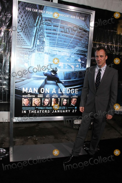 Asger Leth Photo - Man on a Ledge Los Angeles Premiere Graumans Chinese Theatre Hollywood CA 01232012 Asger Leth - Director Photo Clinton H Wallace-ipol-Globe Photos Inc