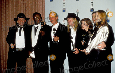 Allman Brothers Photo - Rock and Roll Hall of Fame 10th Annual the Allman Brothers Photo Bywalter WeissmanGlobe Photos Inc