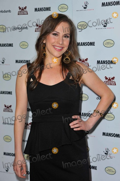 Ana Kasparian Photo - Ana Kasparian attending the Los Angeles Premiere of Mansome Held at the Arclight Theater in Hollywood California on May 9 2012 Photo by D Long- Globe Photos Inc
