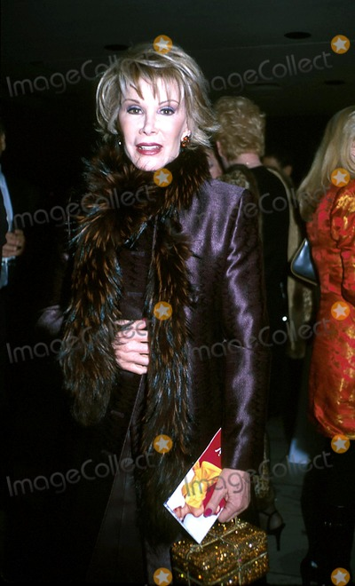 Arnold Scaasi Photo - Joan Rivers K26908ml Sd1014 the Museum at Fashion Institute of Technolog Celebrates Designer Arnold Scaasi in New York City Photo Bymitchell LevyrangefinderGlobe Photos Inc