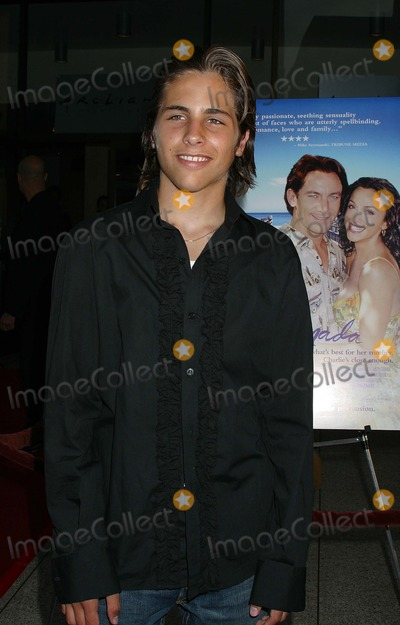 Pablo Santos Photo - - Passionada - Los Angeles Premiiere - Cinerama Dome - Arclight Cinemas Hollywood CA - 08142003 - Photo Clinton H Wallace  Ipol  Globe Photo Inc 2003 - Pablo Santos