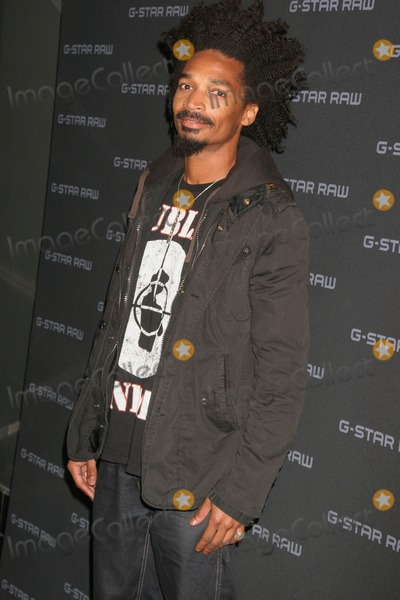 Eddie Steeples Photo - G-star and Dennis Hopper Launch Los Angeles Raw Nights G-star LA Showroom Beverly Hills California 06-04-2008 Eddie Steeples Photo Clinton H Wallace-photomundo-Globe Photos Inc