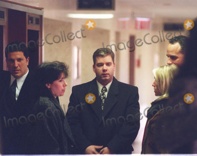 Abner Louima Photo - -15-97_brooklyn Ny_police Officer Thomas Wiese(c) One of 4 Cops Accused of Sodeming Haitian Immigrant Abner Louima in a Bklyn Pct with a Plunger Bklyn Supreme Court (Photoneil Schneider) Credit Neil SchneiderGlobe Photos Inc