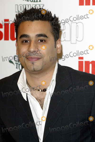 Ameet Chana Photo - Ameet Chana Actor Inside Soap Awards 2003 LA Rascasse London England 29092003 Dib6723 Credit AllstarGlobe Photos Inc