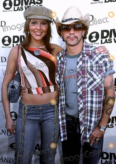 AJ MCLEAN Photo - Sd0523 Vh1 Divas Las Vegas the Grand Theatre at Mgm Grand Hotel Nevada Photo  John Krondes Globe Photos Inc 2002 Aj Mclean