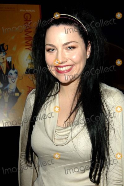 Amy Lee Photo - 49th Annual Grammy Nominationsawardsmusic Box Fonda Theaterhollywoodca 12-07-06 Photodavid Longendyke-Globe Photos Inc