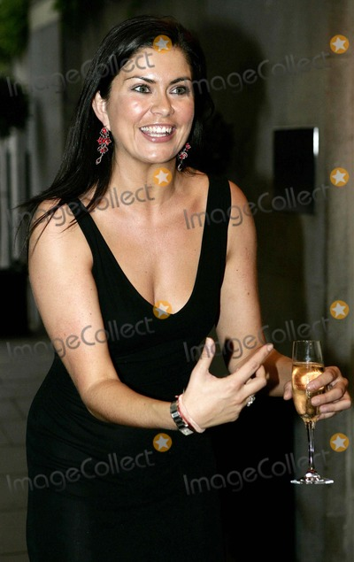 Amanda Lamb Photo - Amanda Lamb Travel Tv Presenter in Good Mood As She Arrives For the Walk with Cancer Ball in the Ballroom at the Savoy Hotel in London Wc2 07062007