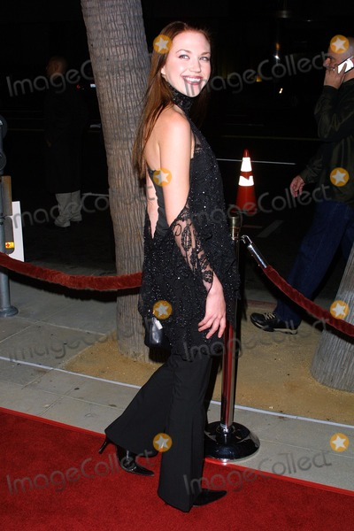 Adrienne Frantz Photo - Los Angeles Premiere of in the Cut at the Acedemy of Motion Pictures in Beverly Hills CA - 10162003 - Photo by Kathryn Indiek  Globe Photos Inc 2003 - Adrienne Frantz