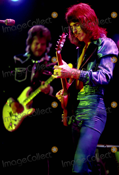 Randy Bachman Photo - Randy Bachman and Blair Thornton Bto Concert San Diego 11374 Photo Bytoby RankinGlobe Photos Inc