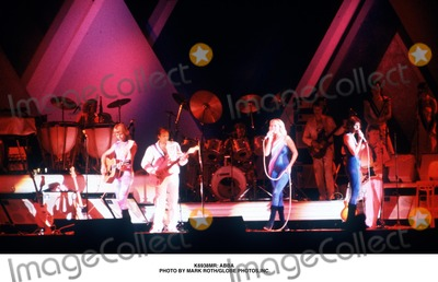 ABBA Photo -  Abba Photo by Mark RothGlobe Photosinc