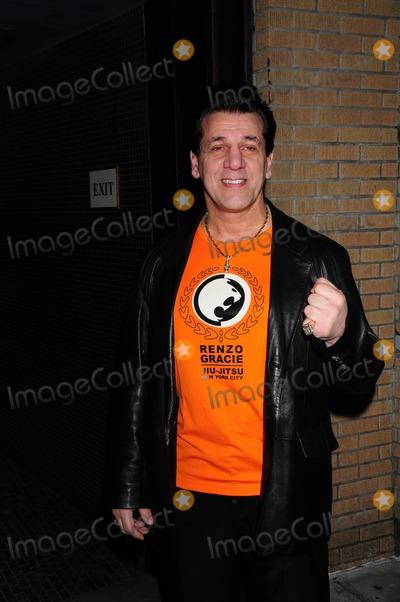 The Runaways Photo - The Premiere of the Runaways at Landmark Sunshine Cinema in New York City on 03-17-2010 Photoby Ken Babolcsay - Ipol-Globe Photos Inc Chuck Zito