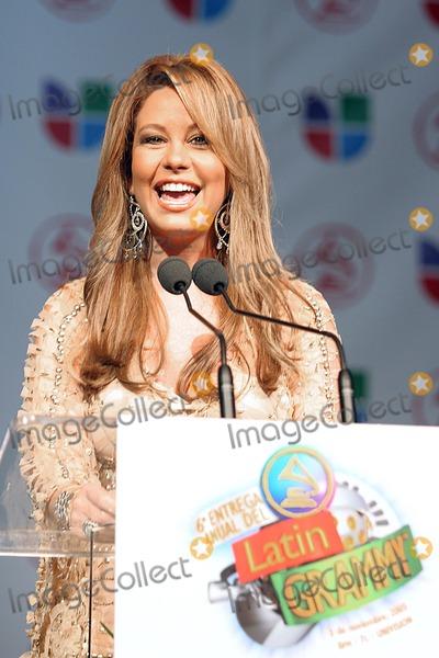 Myrka Dellanos Photo - 6th Annual Latin Grammy Awards Announced the Music Box   Fonda Theater Hollywood CA (082305) Photo by Milan RybaGlobe Photos Inc2005 Myrka Dellanos