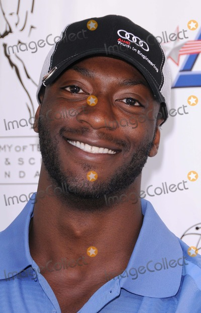 Aldis Hodge Photo - Academy of Television Arts  Sciences 12th Primetime Emmy Celebrity Tee-off at the Oakmont Country Club in Glendale CA 91211 Photo by Scott Kirkland-Globe Photos   2011 Aldis Hodge