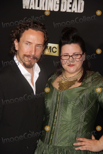Ann Mahoney Photo - Ann Mahoneymichael Traynor at Amc Season Six Debut of the Walking Dead at Fan Premiere Event at Madison Square Garden 10-9-2015 John BarrettGlobe Photos