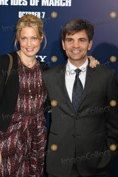 Ali Wentworth Photo - Columbia Pictures Presents the New York Premiere of the Ides of March the Ziegfeld Theater NYC October 5 2011 Photos by Spnia Moskowitz Globe Photos Inc 2011 George Stephanopolis Ali Wentworth