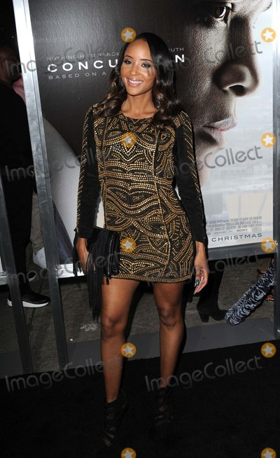 Azja Pryor Photo - Azja Pryor attending the Los Angeles Premiere of Concussion Held at the Regency Village Theater in Westwood California on November 23 2015 Photo by David Longendyke-Globe Photos Inc