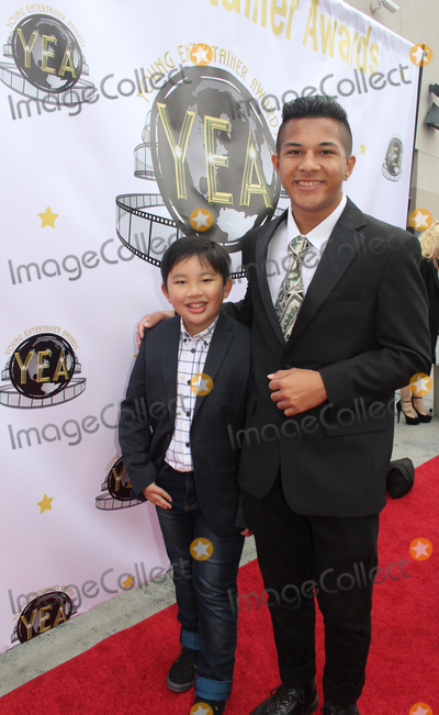 Albert Tsai Photo - Albert Tsai and Tai Urban arrive at the 1st Annual Young Entertainer Awards