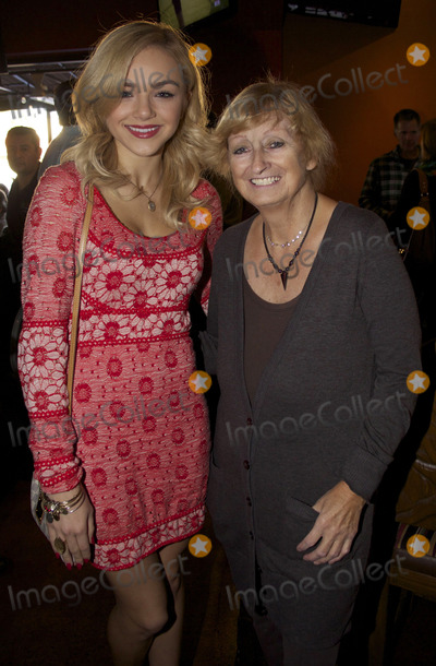 Oana Gregory Photo - Oana Gregory and Janette Anderson arrive at Branscombe Richmonds Holiday Party
