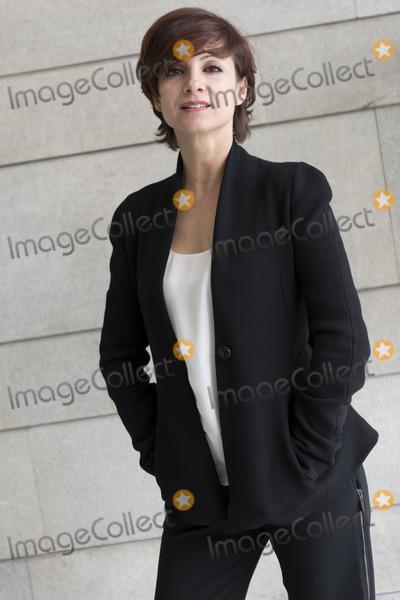 Najwa Nimri Photo - SEVILLE SPAIN November 10 Portrait of Najwa Nimri  in Seville Spain
