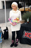Photo - Holly Madison Toy Drive