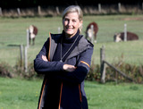 Photo - Sophie Countess of Wessex visit to Coverwood Farm in Surrey