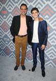 Alexander Siddig Photo - 08 August 2017 - West Hollywood California - Alexander Siddig David Mazouz 2017 FOX Summer TCA Party held at SoHo House Photo Credit F SadouAdMedia