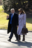 Photos From United States President Donald J. Trump Departs for Mar-a-Lago