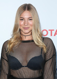 Allie Gonino Photo - 13 March 2017 - Beverly Hills California - Allie Gonino UCLA Institute Of The Environment And Sustainability Celebrates Innovators For A Healthy Planet Photo Credit AdMedia