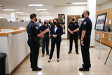 Photos From Kamala Harris Visits The Border - Texas
