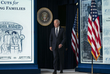 Photo - President Biden speaks on child tax credit