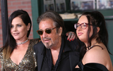 Meital Dohan Photo - 24 October 2019 - Hollywood California -  Al Pacino Meital Dohan Premiere Of Netflixs The Irishman held at TCL Chinese Theatre IMAX Photo Credit FayeSAdMedia