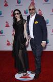 ANDRES LEVIN Photo - 19 November 2015 - Las Vegas NV - CuCu Diamanetes Andres Levin  2015 Latin Grammy Awards arrivals at MGM Grand Garden Arena Photo Credit MJTAdMedia