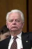 Photo - US Senator Robert Byrd in Committee