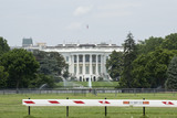 Photos From White House Exterior