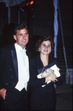 Princess of Wales Photo - Marvin Bush youngest son of former United States President George H W Bush and First Lady Barbara Bush left and his sister Dorothy Bush LeBlonde attend the Royal Gala Evening to Benefit the London City Ballet with Diana Princess of Wales at Department of Commerce in Washington DC USA on October 4 1990Credit Ron Sachs  CNPAdMedia