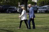 Photo - Biden Departs for the weekend in Wilmington Delaware