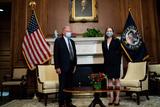 Photo - Judge Amy Coney Barrett Visits US Senate Members