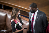 Photos From 117th Congress Sworn-in