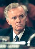 Photo - Bob Kerrey Testifies
