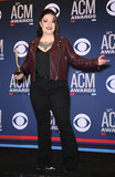 Ashley McBryde Photo - 07 April 2019 - Las Vegas NV - Ashley McBryde 54th Annual ACM Awards Press Room at MGM Grand Garden Arena Photo Credit MJTAdMedia
